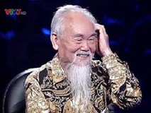 Cụ ông 78 tuổi kể chuyện tình yêu trên sóng 'Ai là triệu phú'
