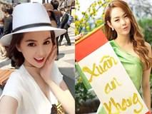 Muôn kiểu Chúc mừng năm mới 2017 không ai giống ai của các sao Việt