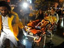 Xả súng ở hộp đêm, 35 người chết