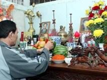 Cách bài trí bàn thờ ngày Tết hợp phong thủy