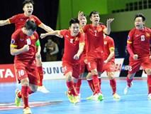 FIFA ca ngợi năm 2016 đại thành công của bóng đá Việt Nam