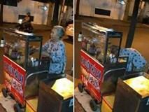 Bạn trẻ Sài Gòn rủ nhau ủng hộ cụ bà 70 tuổi bán kem nuôi chồng bệnh và cháu ăn học
