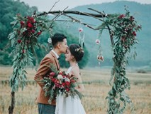Chùm ảnh lễ cưới vợ chồng Việt được tạp chí nước ngoài khen nức nở