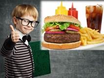 Những loại thực phẩm là 'kẻ thù' của trí thông minh cần tránh xa