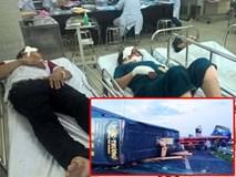 Lời kể của nạn nhân vụ tai nạn container va chạm xe khách: Hai cú tông diễn ra liên tiếp