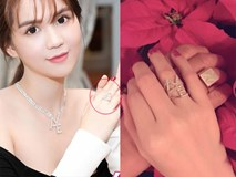 Lời nhắn đặc biệt gây choáng trong bộ trang sức kim cương mà Hoàng Kiều tặng Ngọc Trinh
