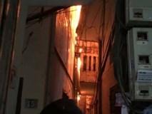 Nghi bị trộm điện thoại cô gái phóng hỏa đốt nhà trọ
