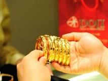Giá vàng hôm nay 6/1: Được đà tăng giá mạnh