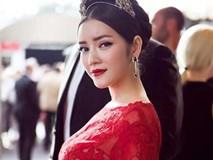 """3 """"vũ khí"""" giúp Lý Nhã Kỳ đẹp hơn tất thảy sao Việt khi mặc đồ cổ điển"""
