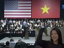 Rapper Suboi xuất hiện trong đoạn video tri ân Tổng thống Barack Obama của Nhà Trắng