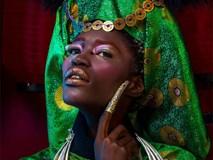 Tranh luận sôi nổi khi người mẫu châu Phi mặc áo dài Việt
