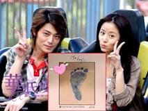 HOT: Lâm Tâm Như vừa hạ sinh tiểu công chúa sớm hơn dự định