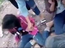 Nữ sinh bị đánh chảy máu mắt vì không trả lời tin nhắn qua facebook