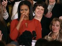 Thông điệp đầy ý nghĩa trong bài phát biểu cuối cùng của bà Michelle Obama trên cương vị Đệ nhất phu nhân Mỹ