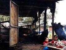 Cha mẹ đi làm sớm, con 5 tuổi chết cháy trong nhà