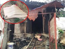 Nghi án dùng axít tấn công hàng xóm rồi về đốt nhà tự sát