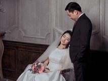 """Ảnh cưới của Hoa hậu Thu Ngân và đại gia khiến dân mạng """"chao đảo"""""""
