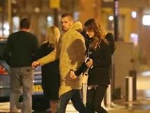 Mata dắt bạn gái đi ăn tối chia tay sao Man Utd