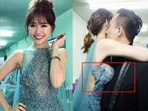 Khoảnh khắc tình tứ ở hậu trường của vợ chồng Hari Won bị fan soi 'điểm nhạy cảm'