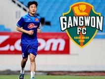 Xuân Trường nói gì ngày ra mắt Gangwon FC?