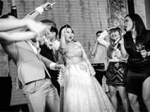 """Chú rể biểu diễn hit """"Ông bà anh"""" cực vui nhộn trong hôn lễ gây sốt"""