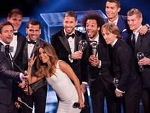 FIFA công bố ĐHTB năm 2016: Tôn vinh Real Madrid