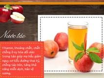 Đây là 5 loại nước ép hoa quả tốt nhất mẹ bầu nào cũng nên uống hàng ngày
