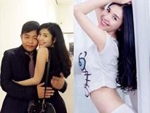 """Bạn gái 9x của Quang Lê ngây thơ, nóng bỏng """"ăn đứt"""" Ngọc Trinh"""