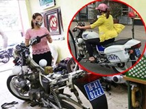 Người phụ nữ lái xe đặc chủng CSGT Hải Phòng nói gì?