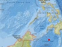 Động đất mạnh 7,3 độ Richter ở Philippines