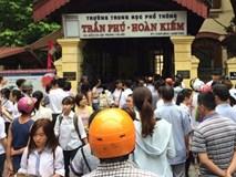 """Hiệu trưởng trường THPT Trần Phú: """"Không có chuyện tôi thừa nhận giáo viên của trường sửa điểm"""""""