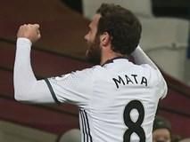 Juan Mata ngập tràn hạnh phúc ngày đầu năm
