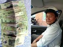Sự thật vụ việc người đàn ông nhặt 3 triệu đồng ở bốt ATM tìm người trả lại