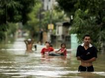 Thái Lan lụt do mưa trái mùa, 25 người thiệt mạng