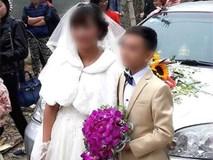 Đám cưới 'nàng Bạch Tuyết và chú lùn' tại Bắc Ninh