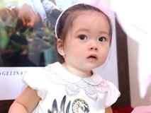 Con gái Đoan Trang hát và nói tiếng Anh cực đáng yêu