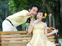 Thu Trang, Tiến Luật lần đầu tung ảnh cưới sau 6 năm kết hôn