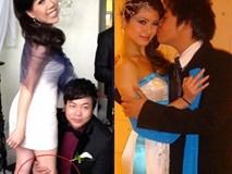 Nhìn ảnh bạn trai ôm ấp đồng nghiệp nữ như thế này, người yêu Quang Lê liệu có ghen?