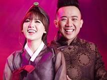 Gặp nhiều thị phi, nhưng năm qua mấy ai thành công được như Hari Won?