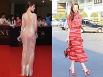 """""""Cuộc chiến"""" giày đế khủng của mỹ nhân Việt"""