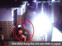 Clip: Hình ảnh cuối cùng của nữ sinh bị bạn giết ở chung cư Hà Đô