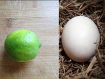 Lấy 1 quả trứng + 1 quả chanh chưa đến 5 ngàn mà da căng mướt như em bé