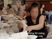 """Hà Nội lên kế hoạch xoá """"bún mắng, cháo chửi"""""""