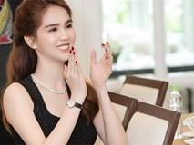 Ngọc Trinh xúc động khi bán được SIM hơn 18 tỷ đồng
