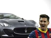 Messi bán siêu xe Maserati trị giá 2,7 tỷ đồng