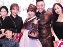 Bất ngờ trước cách Trấn Thành đối xử với các em gái người Hàn của Hari Won