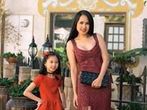 'Gái nhảy' Minh Thư mặc sexy dạo phố cùng con gái ở Mỹ