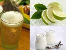 1 lon bia 3 cách làm trắng da và trị mụn cho làn da trắng sứ như Ngọc Trinh