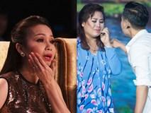 Cẩm Ly bật khóc khi MC Nguyên Khang tát bạn diễn