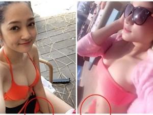 Bảo Anh mặc áo tắm đã mướt mắt, nhìn sang vợ cũ Hồ Quang Hiếu còn toát mồ hôi hơn